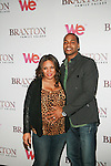 Radio Personality Egypt and husband DJ Fadelf Attend Premiere Screening of BRAXTON FAMILY VALUES Season 2 Held at Tribeca Grand, NY 11/8/11