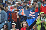 The student section at Ole Miss vs. Texas A&amp;M at Vaught-Hemingway Stadium in Oxford, Miss. on Saturday, October 6, 2012. Texas A&amp;M rallied from a 27-17 4th quarter deficit to win 30-27.