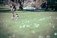 Trikha Family Photos | San Francisco Botanical Garden Golden Gate Park
