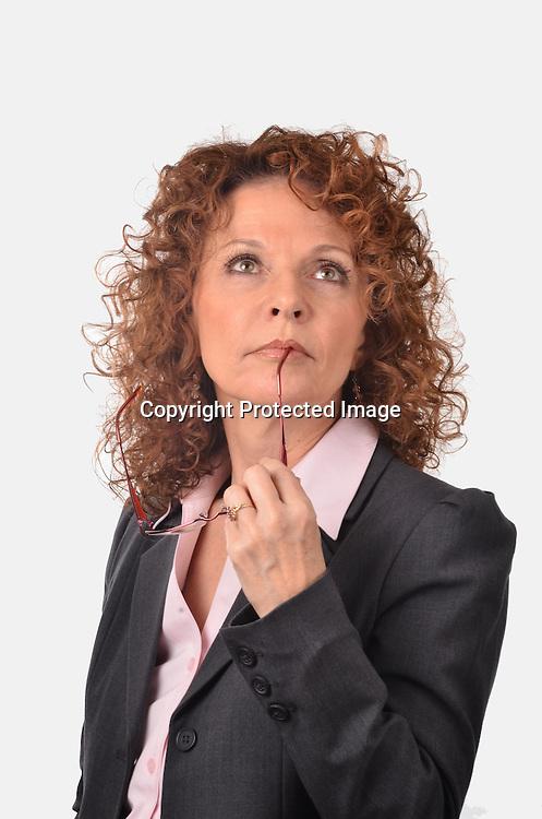 Stock photo of Mature Executive Woman