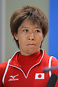 Akemi Kato (JPN), .APRIL 25, 2012 - Hockey : .2012 London Olympic Games Qualification World Hockey Olympic Qualifying Tournaments, match between .Japan Women's 7-0 Austria Women's .at Gifu prefectural Green Stadium, Gifu, Japan. (Photo by Akihiro Sugimoto/AFLO SPORT) [1080]