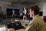 0804-28 184.CR2.HHP Health and Human Performance Reseach Center. Exercise biochemistrylag, biomechanics lab, exercise physiology lab, therapeutic modalities lab, body composition lab..April 10, 2008..Photography by Mark  A. Philbrick..Copyright BYU Photo 2008.All Rights Reserved .photo@byu.edu  (801)422-7322.