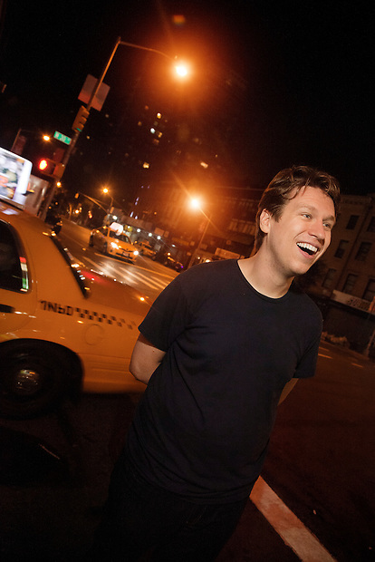 Pete Holmes - Whiplash - July 23, 2012 -  UCB, NY