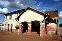 TANZANIA. Moshi Railway Station.