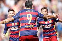 GRANADA CF v FC BARCELONA.LA LIGA 2015/2016.