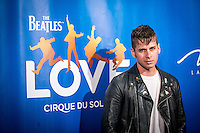 LAS VEGAS, NV - July 14, 2016: Mark Foster pictured arriving at The Beatles LOVE by Cirque Du Soleil at The Mirage Resort in Las vegas, NV on July 14, 2016. Credit: Erik Kabik Photography/ MediaPunch