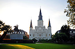 Jackson Square. New Orleans, Louisiana