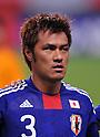 Yuichi Komano (JPN), AUGUST 10, 2011 - Football / Soccer : KIRIN Challenge Cup 2011 match between Japan 3-0 KOREA at Sapporo Dome, Hokkaido, Japan. (Photo by Atsushi Tomura/AFLO SPORT) [1035]