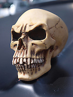 Skull, Dead, Human, Head, Bones, Smiler, Teeth, Dark Eyes, Bone Head, Smile,