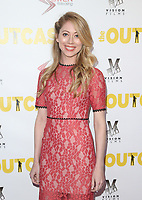 WESTWOOD, CA - April 13: Paten Hughes, At Premiere Of Swen Group's &quot;The Outcasts&quot; At The Landmark Regent  In California on April 13, 2017. <br /> CAP/MPIFS<br /> &copy;MPIFS/Capital Pictures