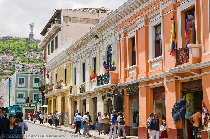 Downtown Quito, Ecuador