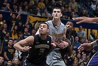 CAL Basketball vs Washington, January 2, 2015
