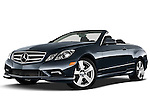 Mercedes-Benz E-Class E 550 Convertible 2011 Stock Photo