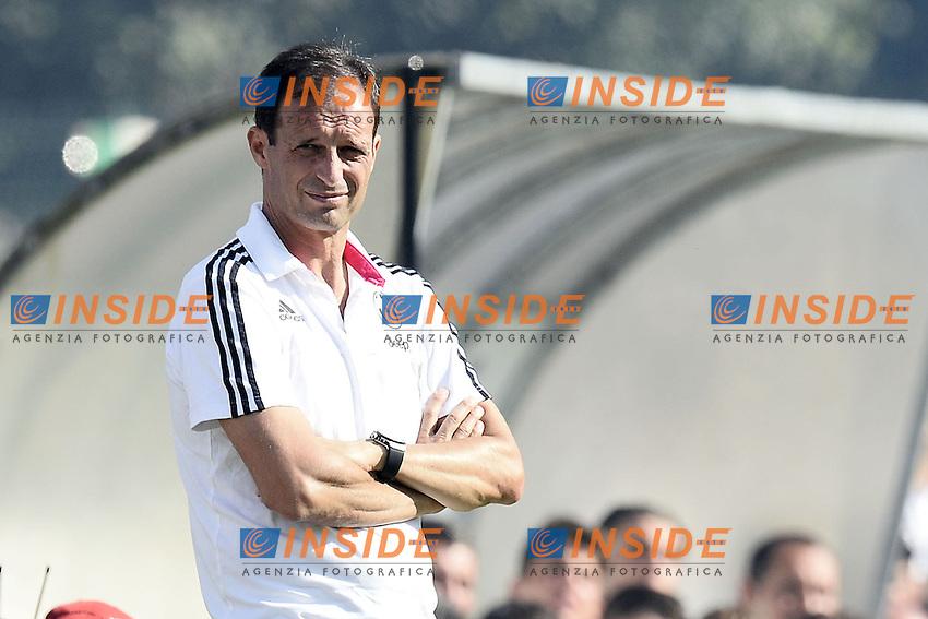 Villar Perosa (To) 19-08-2015 - amichevole / Juventus A-Juventus B / foto Daniele Buffa/Image Sport/Insidefoto<br /> nella foto: Massimiliano Allegri
