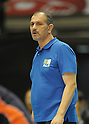 Boukacem Ahmed Head coach (ALG), November 17 2011 - Volleyball : .FIVB Women's World Cup 2011, 4th Round .match between Algeria 0-3 Brazil .at Tokyo Metropolitan Gymnasium, Tokyo, Japan. .(Photo by Atsushi Tomura/AFLO SPORT) [1035]