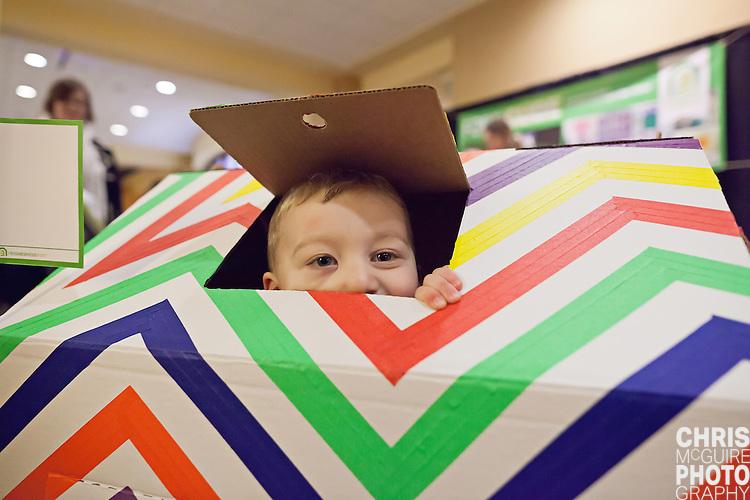 02/12/12 - Kalamazoo, MI: Kalamazoo Baby & Family Expo.  Photo by Chris McGuire.  R#41