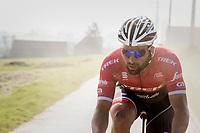 dusty Marco Coledan (ITA/Trek-Segafredo)<br /> <br /> 60th E3 Harelbeke (1.UWT)<br /> 1day race: Harelbeke &rsaquo; Harelbeke - BEL (206km)