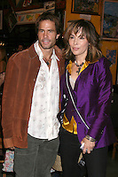 "Shawn Christian & Lauren Koslow  at the ""Day of Days""  Days of our Lives Event at City Walk at Universal Studios in Los Angeles, CA on .November 1, 2008.©2008 Kathy Hutchins / Hutchins Photo...                ."