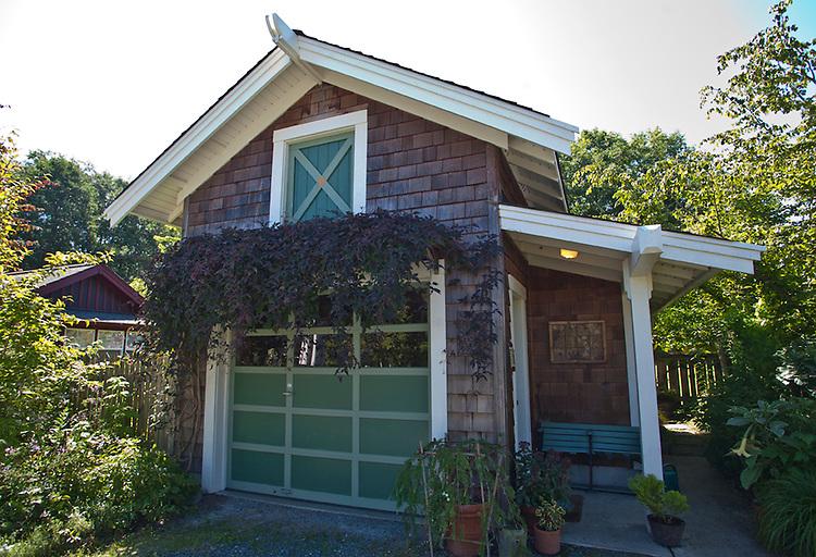 Cottage Architecture Whidbey Island Washington State