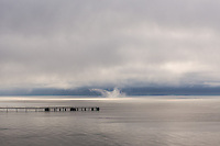 &quot;Smoke on the Water&quot;<br /> Long Island Sound<br /> Riverhead, Long Island