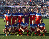 USWNT vs France, Thursday, June 19, 2014
