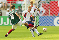 2002 World Cup, USA vs Mexico, June 17, 2002