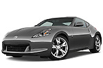 Nissan 370Z Touring Coupe 2009 stock photo