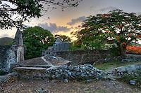 Annaberg Ruins<br /> Virgin Islands National Park<br /> St. John<br /> U.S. Virgin Islands