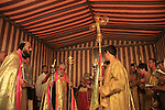 Ascension Day, Syrian Orthodox ceremony