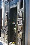 Maria Eva Duarte de Perón's (Evita) Tomb, La Recoleta Cemetery