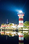 Hilton Head HarborTown Stock Images