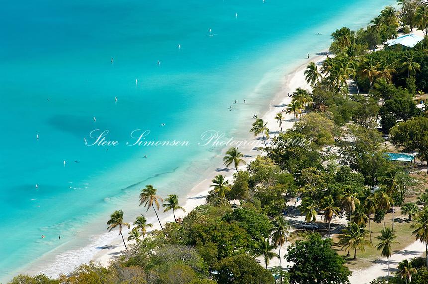 Magen's Bay, St Thomas<br /> US Virgin Islands