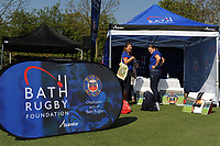 A general view of the Bath Rugby Foundation set-up. The Clash, Aviva Premiership match, between Bath Rugby and Leicester Tigers on April 8, 2017 at Twickenham Stadium in London, England. Photo by: Rob Munro / Onside Images