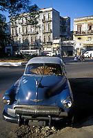 Old Havana Cuba, Chevrolet, Republic of Cuba,
