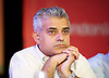 London Labour Mayoral Hustings <br /> at the Camden Centre, London, Great Britain <br /> 17th June 2015 <br /> <br /> <br /> <br /> Sadiq Khan <br /> <br /> <br /> <br /> Photograph by Elliott Franks <br /> Image licensed to Elliott Franks Photography Services