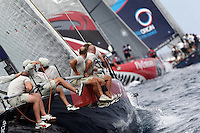 ITALY, Sardinia, Cagliari, AUDI MedCup, 22nd September 2010,  Region of Sardinia Trophy, Luna Rossa.