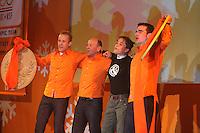 SCHAATSEN: TURIJN; 2006, Olympische Winterspelen, ©foto Martin de Jong