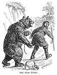The Bear Turns.