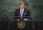 Address by His Majesty Willem-Alexander, King of the Kingdom of the Netherlands