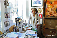 Fran&ccedil;oise Mouly, Art Editor, The New Yorker, Publisher and Editorial Director of TOON Books