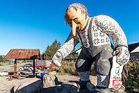 Trolls + Statues