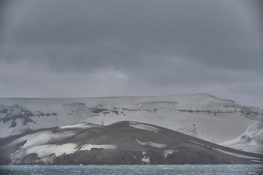 Last Look II - Entering the Drake Passage from the east.