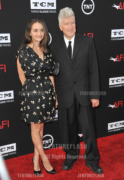 David Lynch at the 41st AFI Life Achievement Award honoring Mel Brooks at the Dolby Theatre, Hollywood.<br /> June 6, 2013  Los Angeles, CA<br /> Picture: Paul Smith / Featureflash
