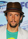 Jason Mraz  at the 2009 American Idol Finale at the Nokia Theatre in Los Angeles, May 20th 2009..Photo by Chris Walter/Photofeatures