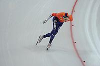 SPEED SKATING: HAMAR: Vikingskipet, 05-03-2017, ISU World Championship Allround, 10.000m Men, Patrick Roest (NED), ©photo Martin de Jong