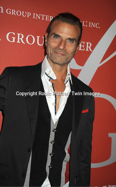 Robert de Mauro attends the Fashion Group International's 29th Annual  Night of Stars Gala on October 25, 2012 at Cipriani Wall Street in New York City.