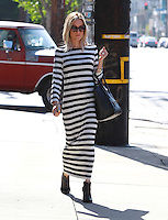 Kristin Cavallari Sighting on Melrose Place CA