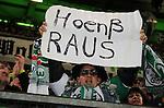 Fussball, Bundesliga 2010/2011: VFL Wolfsburg - Borussia Moenchengladbach
