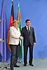 august 29-16,Turkmenistan`s President Gurbanguly Berdimukhamedov joint news conference with German C