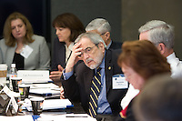 Slug:  The Commonwealth Fund.Date: 12-01-2010 .Photographer: Mark Finkenstaedt.Location:  Kaiser Family Foundation, Executive Board Room, 1330 G Street, NW, Washington, DC 20005.Caption:  Commission on a High Performance Health System....© 2010 Mark Finkenstaedt. All Rights Reserved. 1 year PR and Media Outreach. No transfers or loans.  No Sales, resales or transfers. No annual Report or advertising.For additional use call the photographer.2022582613.mark@mfpix.com